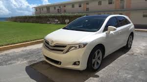 Review : Toyota Venza Limited - YouTube