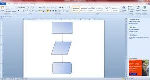 Office 2013 Word Templates Flow Chart Template Office 2013 Ms Office Chart Templates
