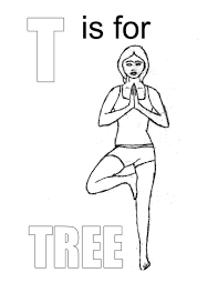 Small Picture Kids Yoga Coloring Pages Bestofcoloringcom