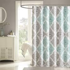 extra long shower curtain liner for your bathroom decor ideas