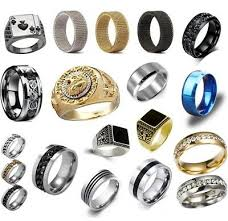 Image result for mens rings