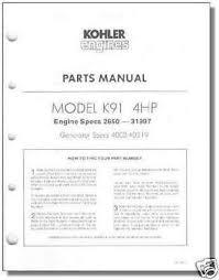 kohler k91 parts manual wiring diagram for you • tp 392 c new parts manual for k91 kohler engine randy s engine repair rh randysengine repair kohler k91 electronic ignition conversion kit kohler k91 parts