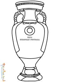 De La Coupe Troph E De L Euro 2016