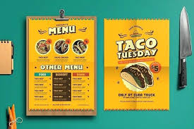 Menu Templates Design Best Food Drink Menu Templates Design Shack Free Download In Aspnet