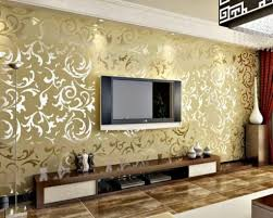 Wallpaper Decoration For Living Room Wallpaper Living Room Ideas For Decorating Decorations Awesome