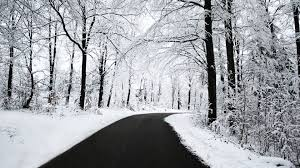 Winter Snow Scenes Wallpapers Wallpaper Cave