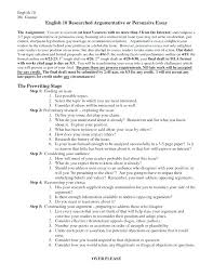 Persuasive Essay Examples For College Students Argumentative Research Essay Example Argumentative Speech Example