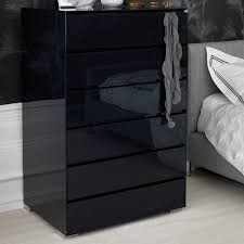 bedroom furniture black gloss. fashionable black gloss bedroom cupboard furniture o