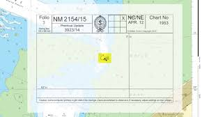Admiralty Chart Symbols An Explanation Of Terms And Symbols Used When Updating An Admiralty Standard Nautical Chart