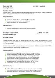 Resume Examples Australia Planning Consultant Sample Resume Child