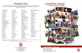 CAMPION TODAY THANK YOU - Campion College