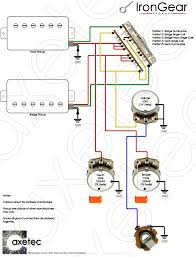 guitar wiring diagram confusion music practice theory stack enter image description here guitar wiring