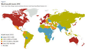 Global Chart Despite Record Poverty The Us Has Made Most Gains In Global