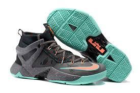 lebron viii. hot sale nike ambassador viii lebron james black green mango 818678 083 men\u0027s basketball shoes viii