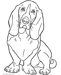 Small Picture Dog Coloring Sheets 4246 730973 Free Printable Coloring Pages