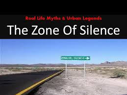 Real Life Myths Urban Legends The Zone Of Silence Youtube