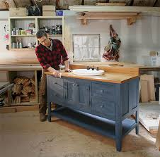 building a bathroom vanity. Build Your Own Bathroom Vanity Building A