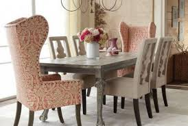 dining room chairs. Incredible Design For Wingback Dining Room Chairs Ideas 10 Trends In Decorating With Modern 20