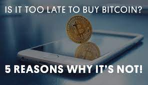 You can't get great it is maleable (it can be melted and turned into smaller units, i.e. Is It Too Late To Buy Bitcoin In 2020 5 Reasons Why It S Not Must Read