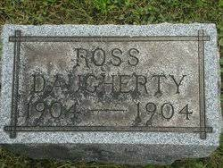 Ross Daugherty (1904-1904) - Find A Grave Memorial