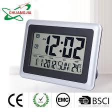 factory digital clock large display