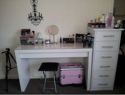 so ive finally decided to show you my new makeup collection storage setup watch my makeup collection storage video here