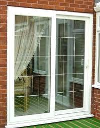 sliding glass door glass replacement cost elegant