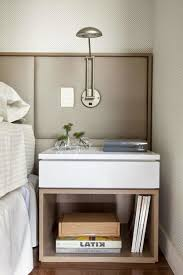 15 small wooden bedside table designs