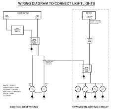 trail night lighting system jeepforum com Smittybilt Xrc8 Winch Wiring Diagram conceptual wiring diagram (click to enlarge) smittybilt xrc8 winch solenoid wiring diagram