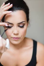 you should arrive to your makeup trial with no makeup on bring any images of makeup looks that you like and some photos of yourself in your normal makeup