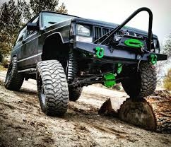 1996 Jeep Cherokee XJ Off-road 3D wallpapers, specs and news ...