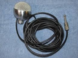 vintage pro audio equipment vintage ev electro voice vintage ev electro voice spherex 920 ball microphone harp harmonica stage j0679