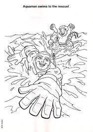 Small Picture The Aquaman Shrine DC Super Friends Coloring Book