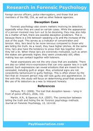 forensic psychology dissertation example thisalsoincludeseducating psydissertation com researchinforensicpsychology 3 foreignserviceofficers
