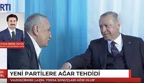 Mehmet Ağar yeni partileri tehdit etti! Ayhan Sefer Üstün'den yanıt  gecikmedi - Medyanotu