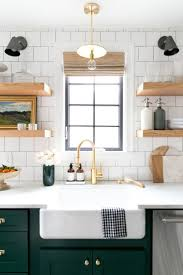 Modern Kitchen Shelving 17 Best Images About Floating Shelves On Pinterest Transitional