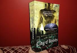 Book Review   City of Bones  Mortal Instruments Book