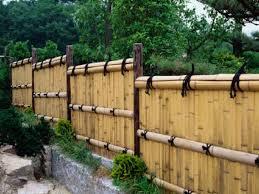 privacy fence design. Bamboo Privacy Fence Designs Design