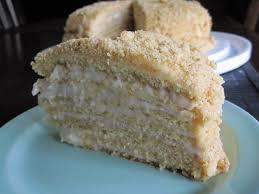Vegan Cakes Medovic Russian Honey Cake FoodSniffr For Healthy