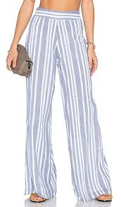 Tularosa Size Chart Shop For Tularosa Marley Pant In Blue White At Revolve