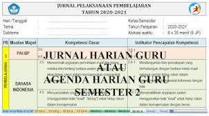 Jurnal harian merupakan sebuah catatan yang di buat oleh seorang guru untuk kegiatan yang akan dilaksanakan pada hari ini (saat melaksanakan kegiatan pembelajaran). Jurnal Harian Kelas 3 Semester 2 Kurikulum 2013 Revisi 2020 2021 Arsip Pembelajaran