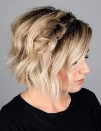 Mariage Nos Idées De Coiffures Pour Cheveux Courts Femme