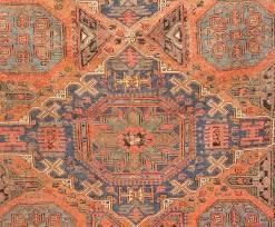 orange oriental rug rugs ct