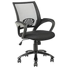 computer desk office. mid back mesh ergonomic computer desk office chair h12 black