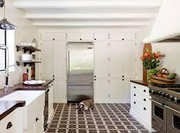 white brick terranean terranean kitchen portland by jessica helgerson interior design