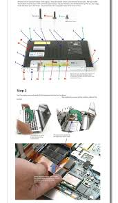 sony vaio vpcz1 lcd replacement disassembly guide notebookreview Sony Vaio Laptop Parts Diagram 2 remove the hinges this is not necessary, but it gives you easier access to the next 6 screws and allows the lid to lay back flat sony vaio laptop parts list