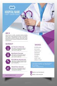 flyer companies healthcare flyer design template oodlethemes com