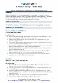 Manager Resume Samples, Examples And Tips
