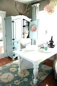 chic office design. Chic Office Decor Shabby Interesting Desk Ideas . Design G