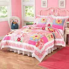 world olivia pink quilt set queen size sheets king duvet single cover knit head and footboard